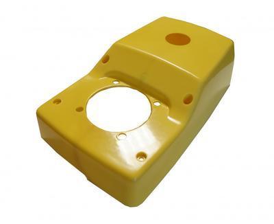Kryt motoru žlutý