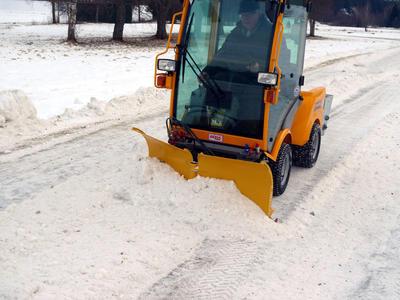 TITAN Sněhová radlice kloubová 130