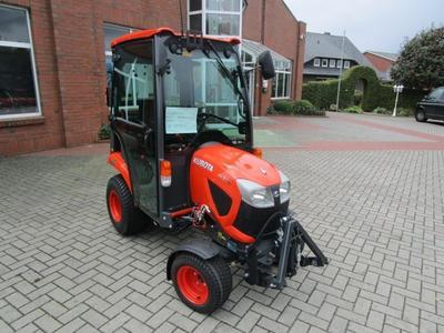 Kubota traktor BX231 Cab akce WINTER - 1