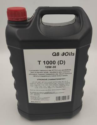 Olej Q8 T1000 10W-30 5 l