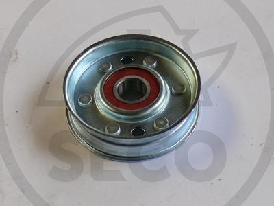 Řemenice pojezdu - napínací kovová F 3000-0750