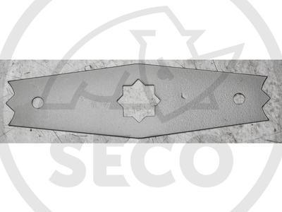 Nůž vertikutátoru Seco VT73