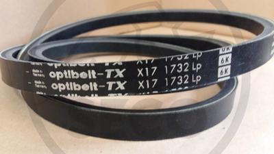 Řemen 17x1732 LP, pohon ŽÚ92 Goliath