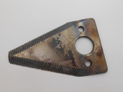 Nůž lištové sekačky
