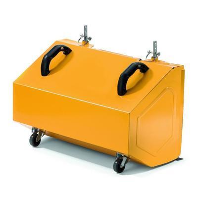 Sběrací koš k zametacímu kartáči SWS 800 G