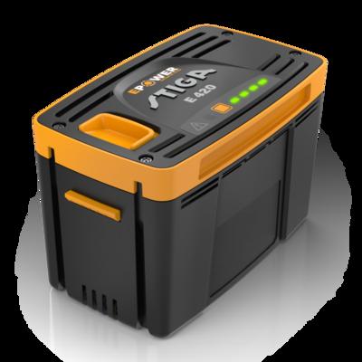 Baterie E 420 - baterie 2 Ah