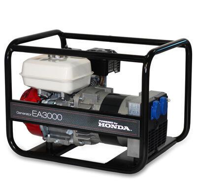 Elekrocentrála EA 3000