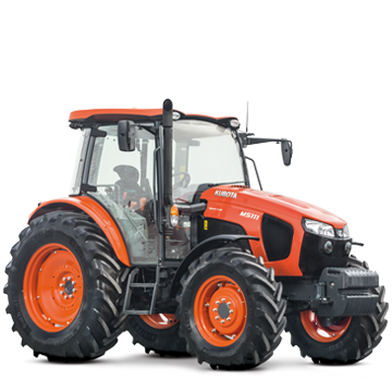 Kubota traktor M5101 N-EC - 1