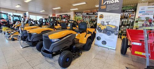 Vyzvěte AKU zahradní traktor k tanci!